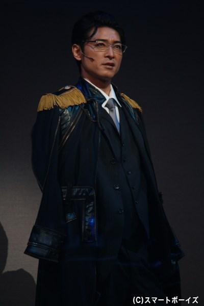 一嶋晴海役の中原裕也さん