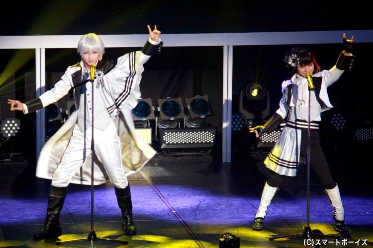 【キタコレ】北門倫毘沙 役:佐々木喜英さん、是国竜持 役:とまんさん