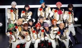 14名のアイドル集結! B-PROJECT on STAGE『OVER the WAVE!』LIVE公演が開幕