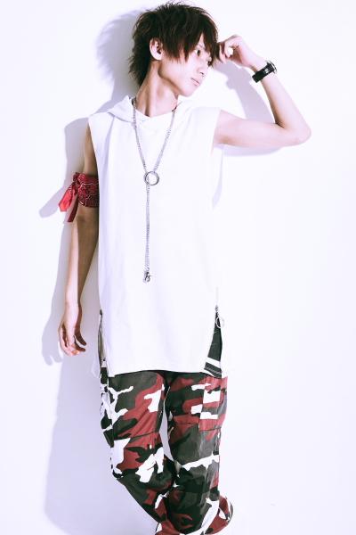 優瑠(すぐる)担当カラー:赤