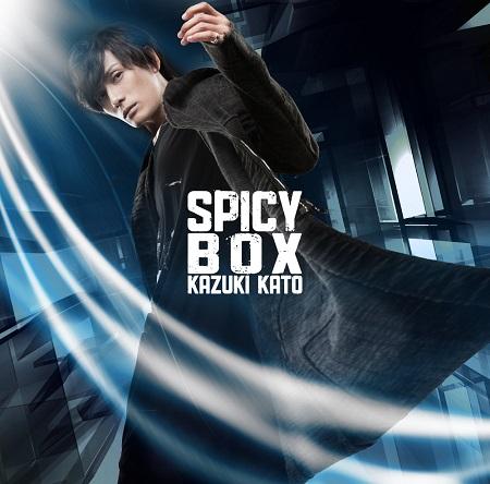 「SPICY BOX」初回盤