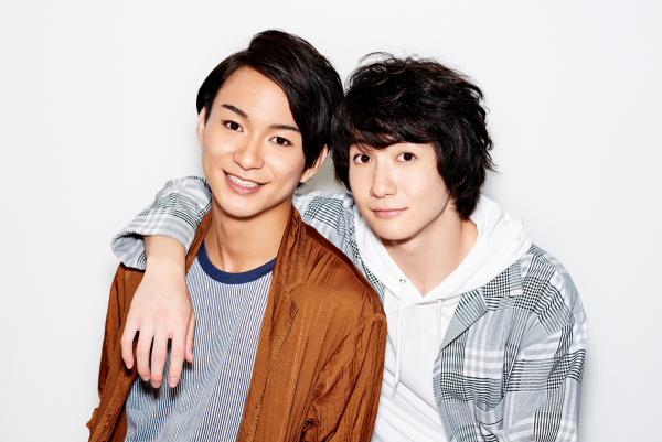 山木透さん(左)と吉田翔吾さんの仲良しコンビ対決が実現!!