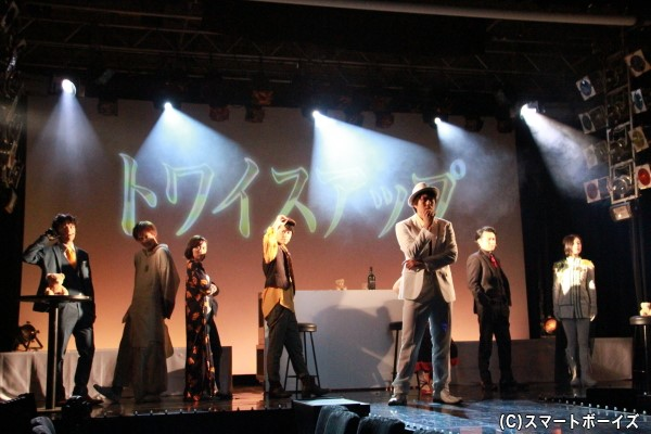 前回に引き続き、全キャストが大山さんが所属する芸能事務所「スペースクラフト」の俳優陣