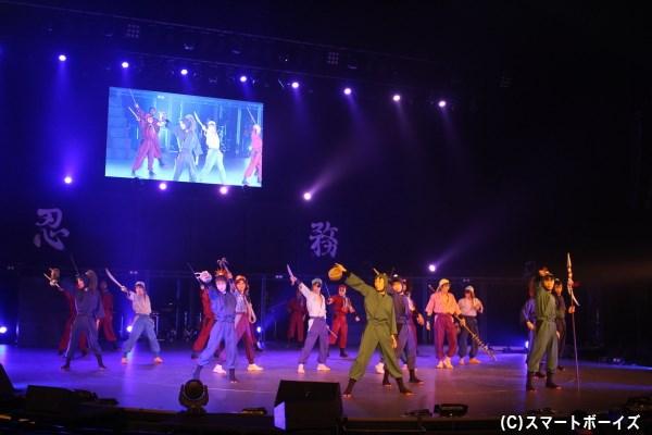『忍術学園 学園祭』が開催!