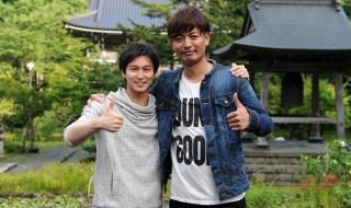 三上真史さん&中村昌也さんの元D-BOYSコンビが「僕たちの小トリップ」に登場!