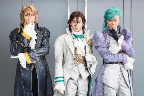 (左から)田川大樹さん、染谷俊之さん、太田基裕さん