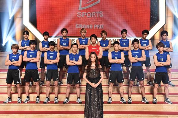 3740「最強スポーツ男子頂上決戦2017」-1