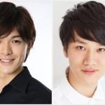 (左から)遊馬晃祐さん、白柏寿大さん