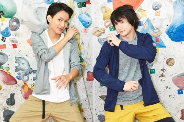 山木透さん(左)と吉田翔吾さん、勝つのはどっち!?