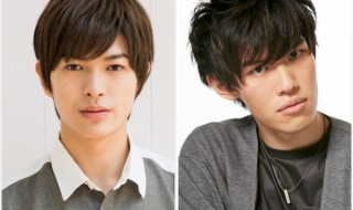 遊馬晃祐さん(左)の誕生月に、新井將さんが待望の登場!