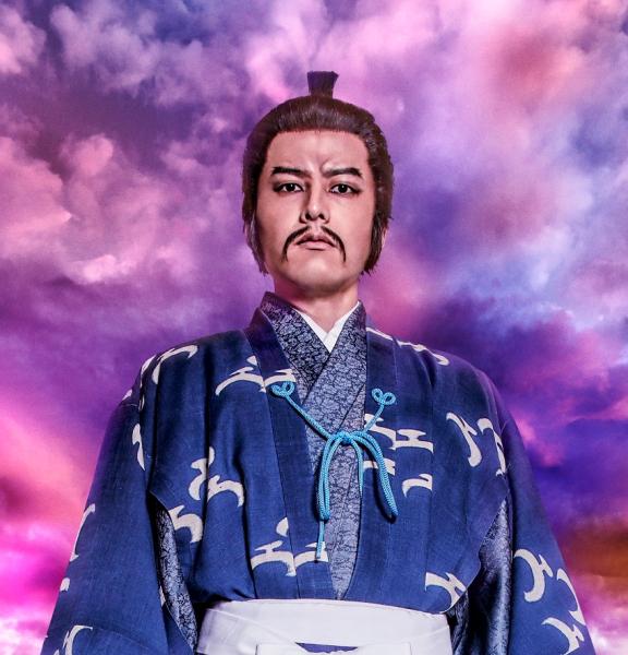 伊藤裕一さん 上杉景勝役…上杉家盟主で謙信の甥