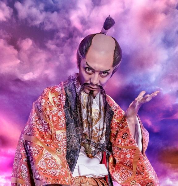 窪寺昭さん 豊臣秀吉役…織田信長亡き後の天下人
