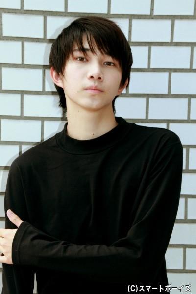 ドラマ『明日の約束』、吉岡圭吾役で出演の遠藤健慎さん