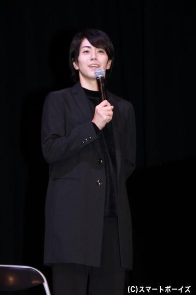 丸井裕之役の廣瀬智紀さん