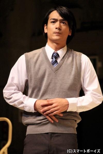 孤高の貝類オタク・葛先賢人(くずさきけんじん)役の小早川俊輔さん
