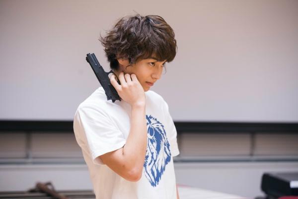 奥村雪男役の宮崎秋人さん