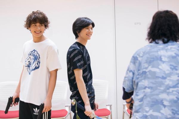 開幕が迫る、「舞台『青の祓魔師』島根イルミナティ篇」プレ稽古の模様をレポート!
