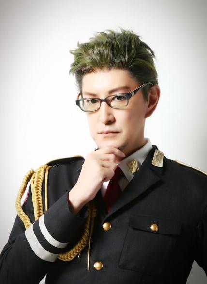 パイン役 伊藤明賢さん