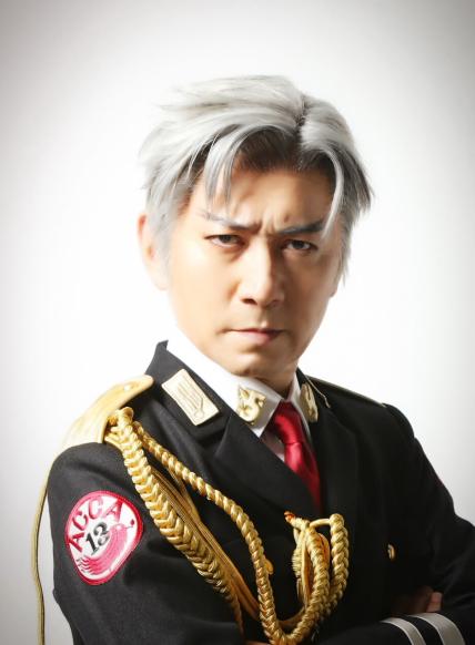 スペード役 平川和宏さん