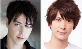 汐崎アイルさん(左)と、仲田博喜さんがサシトーク♪