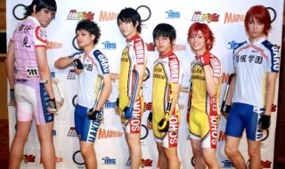 (左から)林野健志さん、河原田巧也さん、和田雅成さん、醍醐虎汰朗さん、百瀬朔さん、富永勇也さん