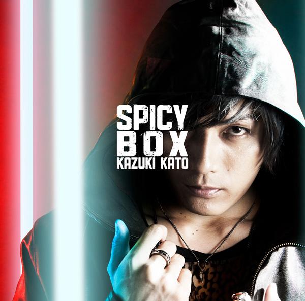 『SPICY BOX』通常盤ジャケット