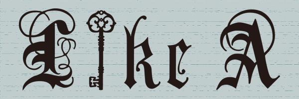 『Like A(ライカ)』公演ロゴ