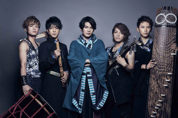 崎山つばさ with桜men「月花夜/君の隣へ」 2017年11月1日シングルリリース!