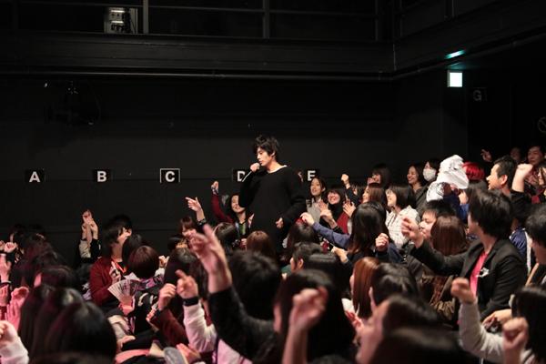 岩永さんならではの企画満載で、たっぷりとファンを楽しませてくれました