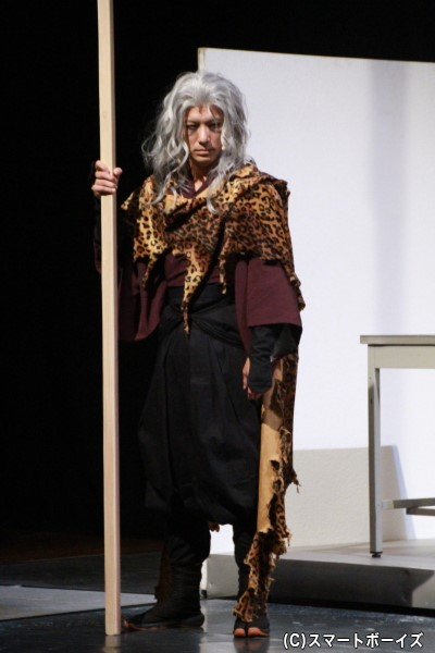 天満椿役の杉原勇武さん