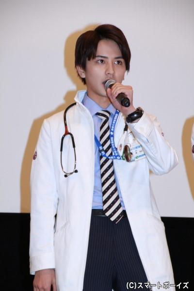 仮面ライダーブレイブ/鏡飛彩役の瀬戸利樹さん