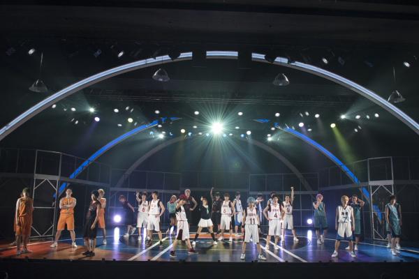 舞台化第3弾制作決定 & 第2弾 Blu–ray・DVD発売記念! 舞台「黒子のバスケ」OVER-DRIVE上映&トークショーが11月24日開催