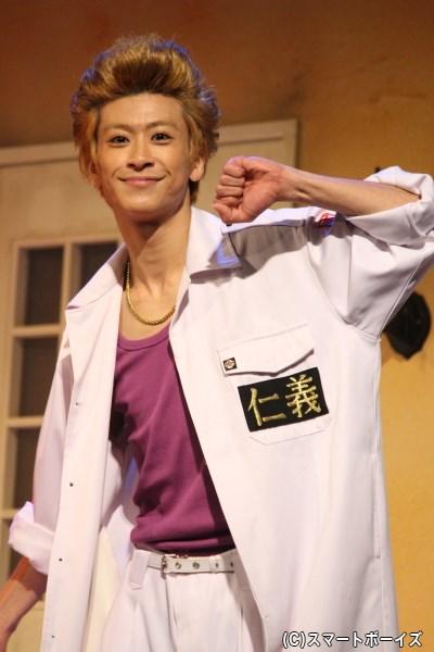 赤澤さんにはやっぱり笑顔が似合います♪