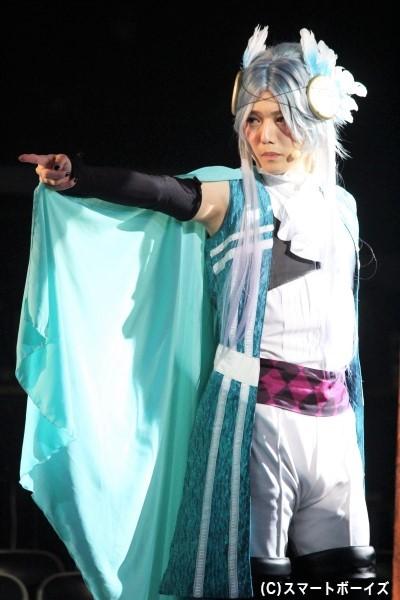 シトリー役の櫻井圭登さん