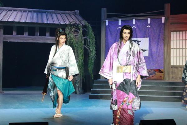 左:福士蒼汰さん、右:三浦翔平さん