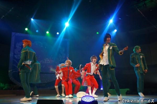 ST☆RICEのパワフルなハーベストショーに圧倒されるラブライスたち