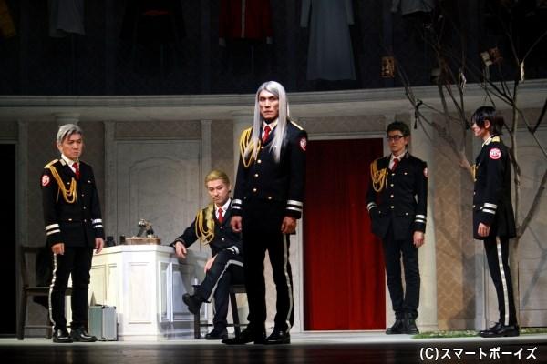 王室情勢にも変化が近づく中、ACCAの5長官はどう動くのか