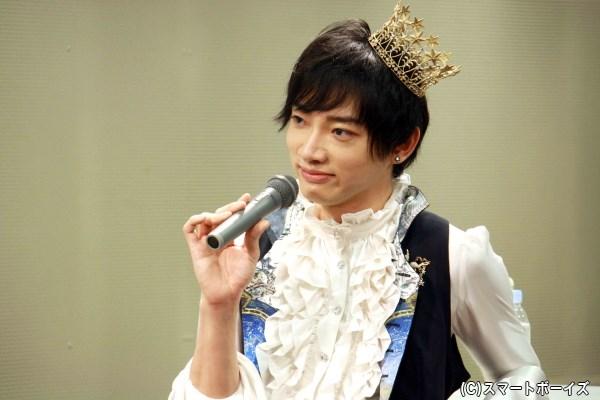 ワゴー王子に続き、第2部ではまたもや和合さんソックリな方が登場!?