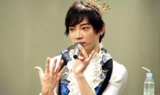 和合真一さんにソックリ!? DVDの主役を務めたワゴー王子がたっぷりトーク!