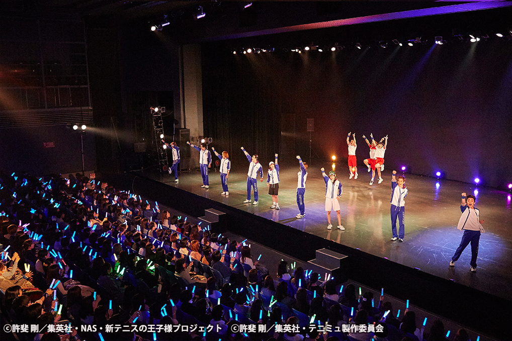 <TEAM Party SEIGAKU>ミニライブ