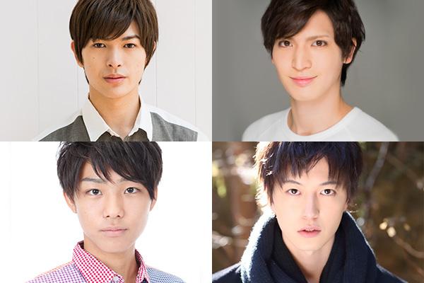 ゲストは小波津亜廉さん、齋藤健心さん、松田裕さん!遊馬さんはMCとして、3人もゲストをおもてなせるの???