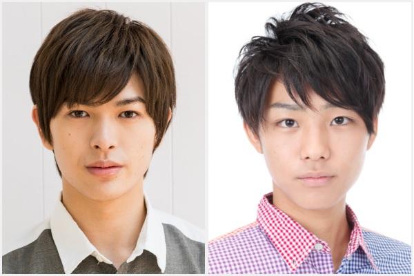 1歳違いでプライベートでも仲良しな、遊馬晃祐さん(左)と齋藤健心さん