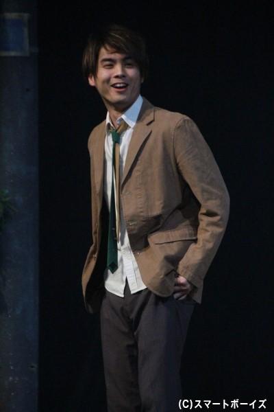 草野博紀さん演じる原卓は、高野祐衣さん演じる掛布聖子と結婚する意志はあるものの……