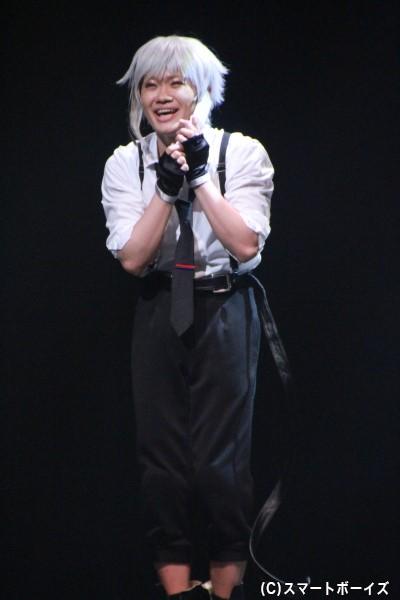 中島敦役の鳥越裕貴さん