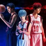 お披露目された第3弾『黒子のバスケ』ティザービジュアル