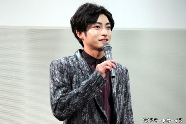 舞台、ドラマと活躍中、木村達成さんがファン待望のカレンダーを発売!