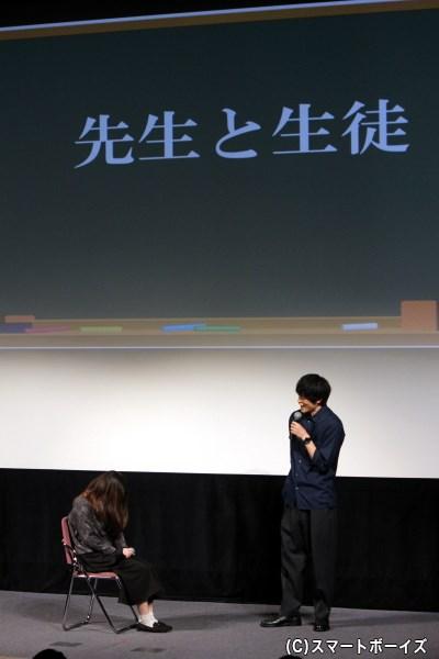 『キュンキュン劇場』では会場中がドキドキ!