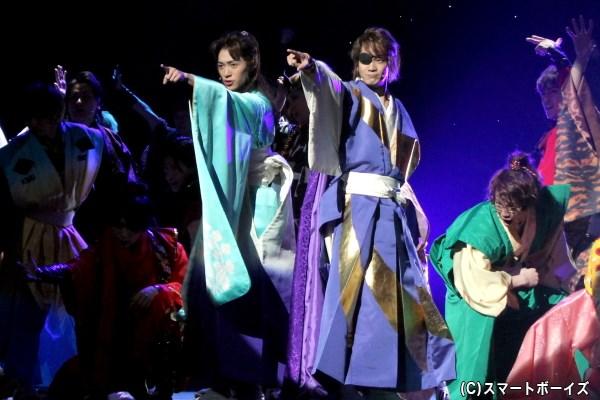 今年の時代劇演目は、安西慎太郎さんと辻本祐樹さんW主演の『SANADAMA・る』!