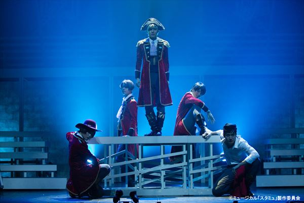 team 柊 単独レビュー公演「Caribbean Groove」 2018年4月27日・28日 舞浜アンフィシアターで開催!