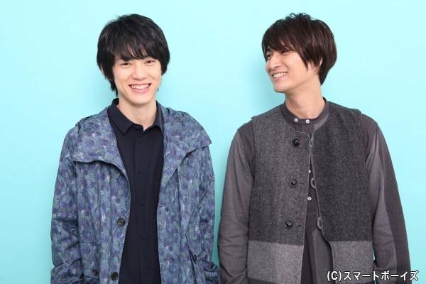 天野浩成さんとのエピソードは、1月2日更新の後編へ!